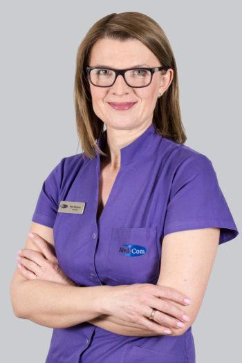 Dr Ewa Mazurec