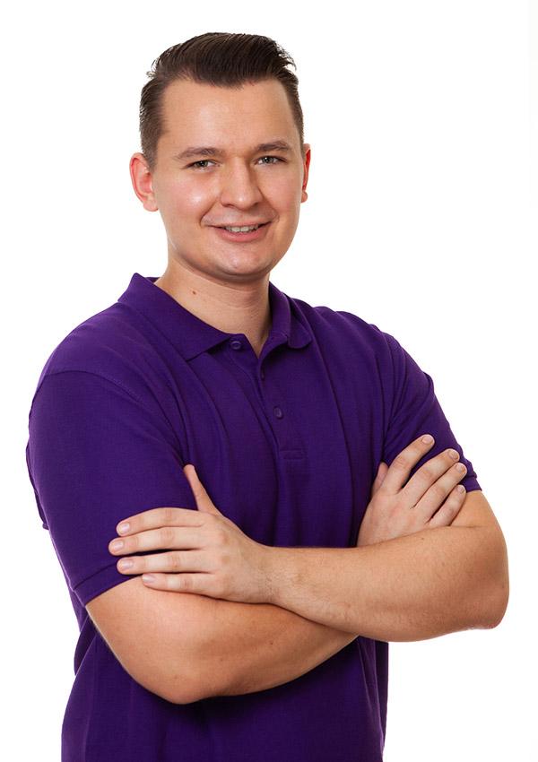 Dr Michał Mazurec